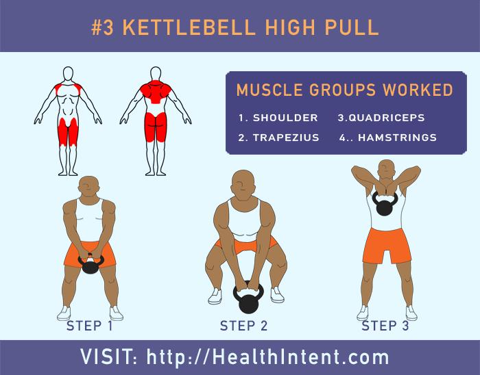 Kettlebell High Pull