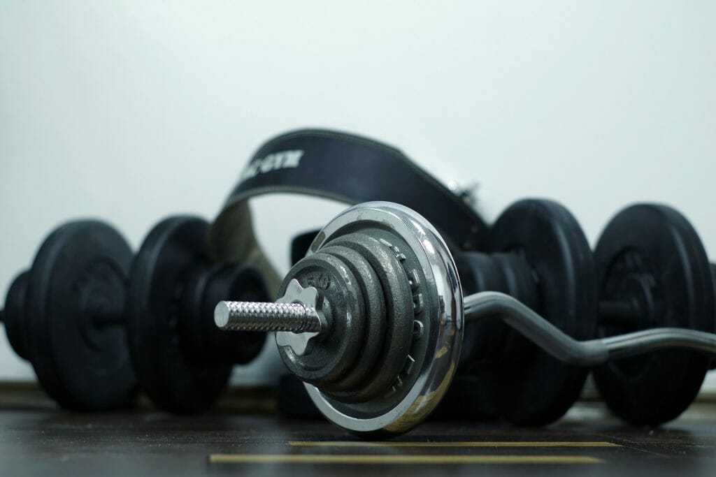 Muscle Building Equipment